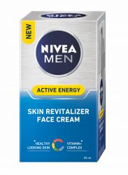 Nivea MEN Active Energy pleťový krém 50 ml