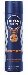 Nivea MEN Sport antiperspirant sprej 150 ml