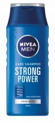 Nivea MEN Strong Power šampon 250 ml