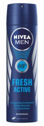 Nivea MEN Fresh Active Deo sprej 150 ml