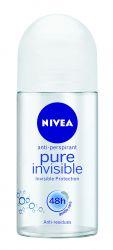 Nivea Kuličkový AP Pure Invisible anti-perspirant 50 ml