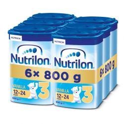 Nutrilon 3 Vanilka 6x800 g
