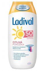 Ladival Citlivá pokožka OF50 mléko 200 ml