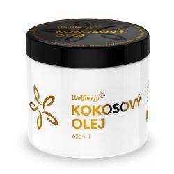 Wolfberry BIO panenský kokosový olej 650 ml