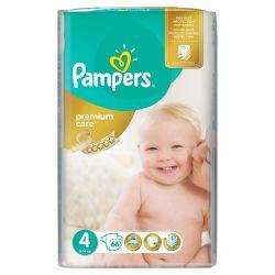 Pampers Premium Care Dětské pleny velikost 4 Maxi 66 ks