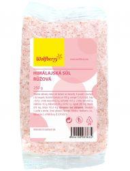 Wolfberry Himalajská sůl růžová 250 g