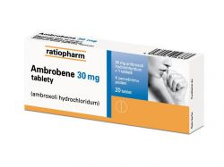 Ambrobene 30 mg 20 tablet