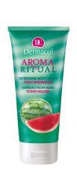 Dermacol Aroma Ritual Osvěžující tělové mléko vodní meloun 200 ml
