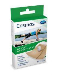Cosmos Sport 6 x 10 cm náplast 5 ks