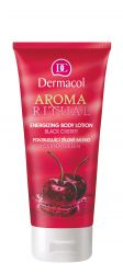 Dermacol Aroma Ritual Povzbuzující tělové mléko černá třešeň 200 ml
