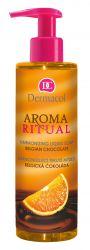 Dermacol Aroma Ritual Harmonizující tekuté mýdlo belgická čokoláda 250 ml