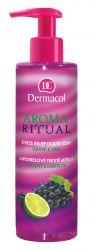 Dermacol Aroma Ritual Antistresové tekuté mýdlo hrozny s limetkou 250 ml