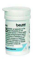 Beurer GL 42 Testovací proužky ke glukometru 2x25 ks