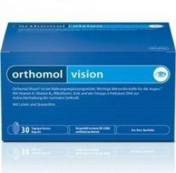 Orthomol Vision 30 denních dávek