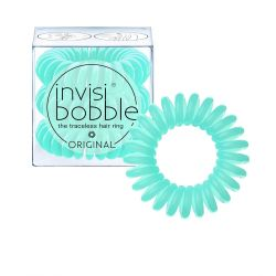 Invisibobble Original Mint to Be gumička do vlasů 3 ks