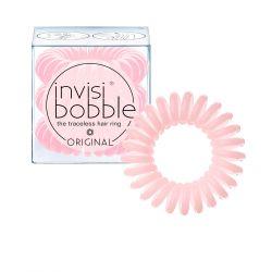 Invisibobble Original Blush Hour gumička do vlasů 3 ks světle růžová