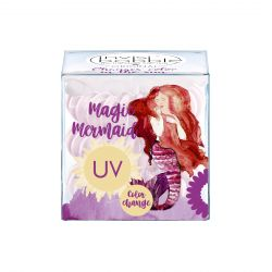 Invisibobble ORIGINAL Magic Mermaid Coral Cha-Cha gumička do vlasů 3 ks