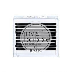 Invisibobble BASIC True Black gumička do vlasů 10 ks