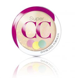 Physicians Formula Super CC Color-Correction + Care Powder SPF30 vícebarevný pudr