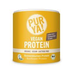 PURYA! Bio Vegan Slunečnicový protein 250 g