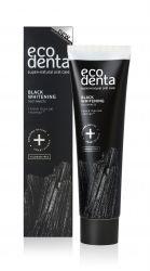 ECODENTA Zubní pasta bělící černá 100 ml