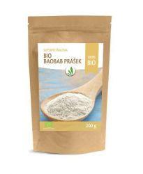 Allnature Baobab BIO prášek 200 g