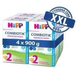 Hipp 2 BIO Combiotik 4x900 g