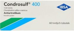 Condrosulf 400 60 tvrdých tobolek