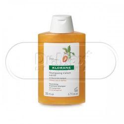 KLORANE Šampon na suché a poškozené vlasy mango 200ml