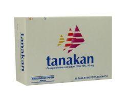 Tanakan 40 mg 90 potahovaných tablet