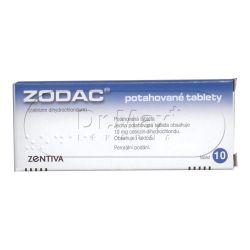 Zodac 10 mg 10 tablet