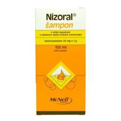 Nizoral šampon 100 ml