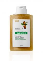 KLORANE Šampon na suché poškozené vlasy pouštní datle 200ml