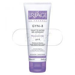 Uriage Gyn-8 zklidňující čisticí gel na intimní hygienu 100 ml