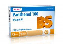 Dr.Max Panthenol 100 32 tablet 0c29dfe24bb