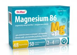Dr.Max Magnesium B6 50 tablet