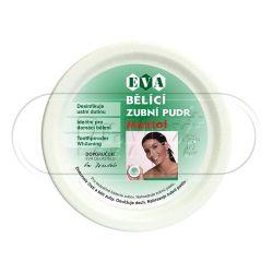EVA Bělící zubní pudr - MENTOL 30g - 3ks