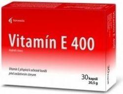 Noventis Vitamin E 400 30 kapslí
