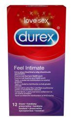 Durex Feel Intimate kondomy 12 ks