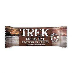 TREK Bezlepková tyčinka Cocoa oat 50 g