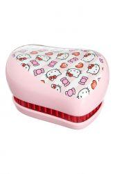 Tangle teezer Compact Styler Hello Kitty Candy Stripes kartáč na vlasy