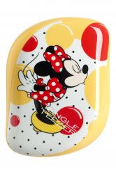 Tangle teezer Compact Minnie Mouse SunshineYellow kartáč na vlasy