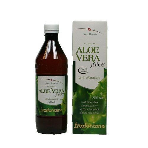 Fytofontana Aloe Vera extrakt 500ml