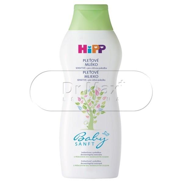 HIPP KOSMETIKA Dětské pleťové mléko 350ml