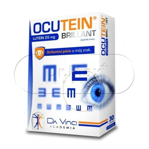 Ocutein Brillant Lutein Da Vinci Academia 25 mg 30 tobolek