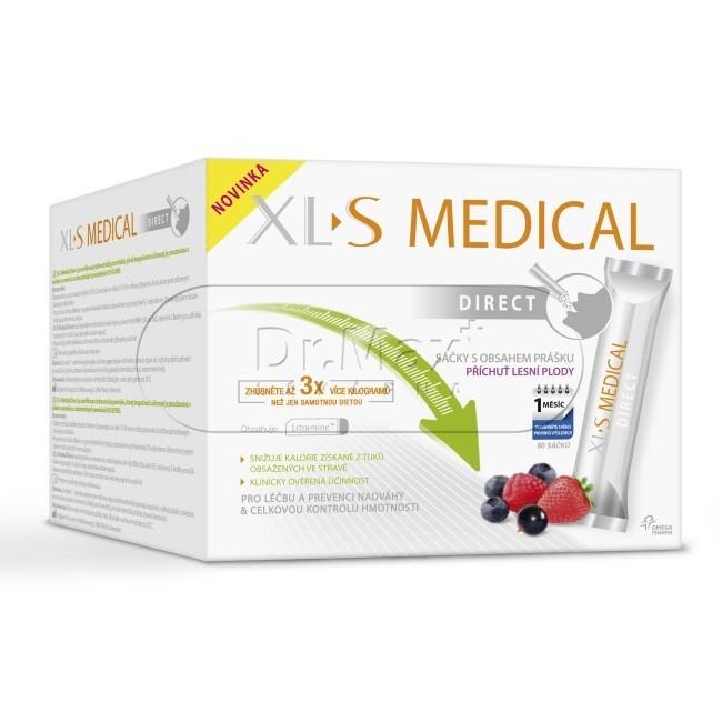 XL-S Medical Direct 90 sáčků