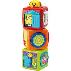 Buddy Toys BBT 3010 Kostky zvířátka 3 ks
