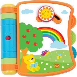 Buddy Toys BBT 3020 Knížka se zvuky
