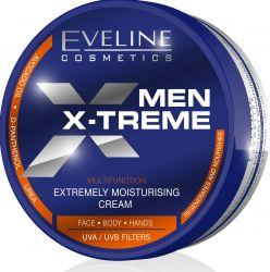 Eveline MEN X-TREME multifunkční hydratační krém 200 ml