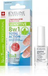 Eveline SPA Sensitiv Nail Total 8v1 12 ml